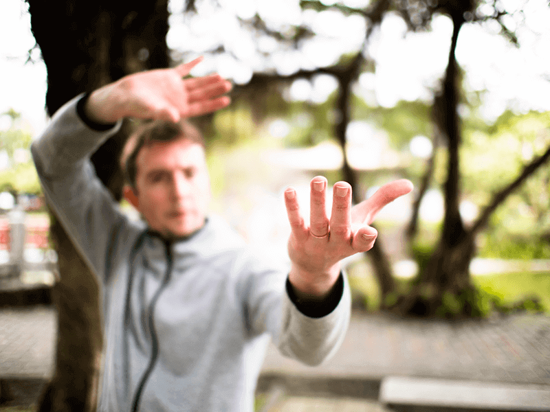 Internal Kung Fu Mother Palms taught in Bath