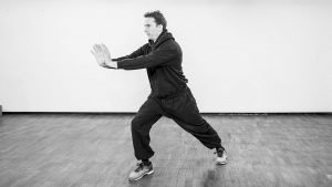 Learn kung fu with Ollie Smith